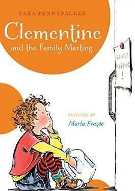 Clementine and the Family Meeting