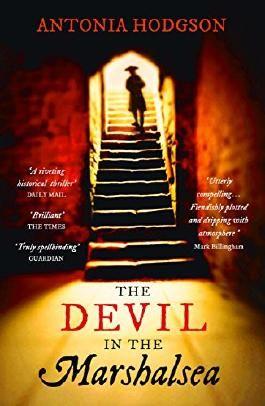 The Devil in the Marshalsea: Thomas Hawkins Book 1