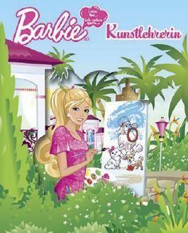 Barbie Storybook Malerin