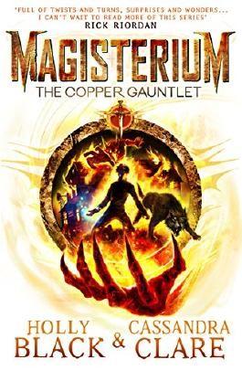 Magisterium 02: The Copper Gauntlet