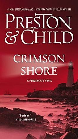 Crimson Shore (Agent Pendergast series)