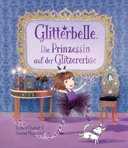 Glitterbelle und die Prinzessin auf der Glitzererbse