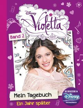 Disney Violetta Mein Tagebuch Band 2