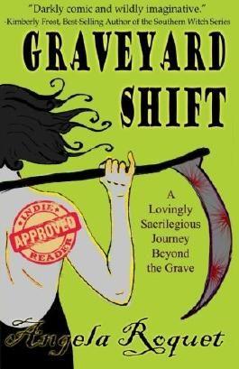 Graveyard Shift: (Lana Harvey, Reapers Inc.)