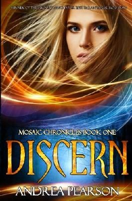 Discern (Katon University) (Volume 1)