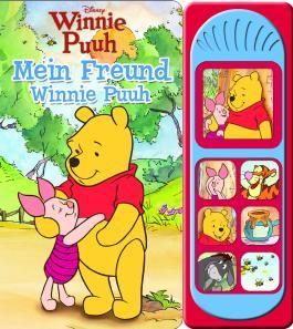 Winnie Puuh, Mein Freund Winnie Puuh - Soundbuch mit 7 Geräuschen