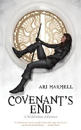 Covenant's End: A Widdershins Adventure