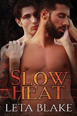 Slow Heat: Alpha Omega Gay Romance