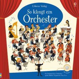So klingt ein Orchester