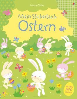 Mein Stickerbuch: Ostern