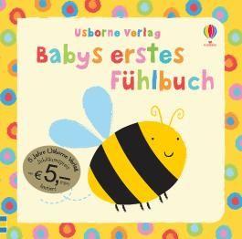 Babys erstes Fühlbuch (Jubiläumsausgabe)