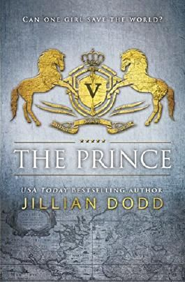 The Prince (Spy Girl Book 1)