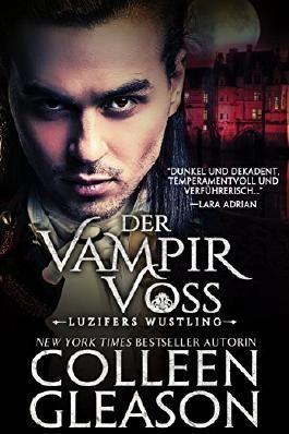 Die Vampir Voss: Schelm der Finsternis (Drakulia Vampir 1)
