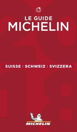 Michelin Suisse/Schweiz/Svizzera 2018