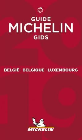 Michelin Belgique & Luxembourg 2019