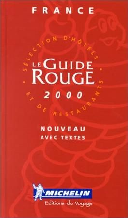Le Guide rouge 2000