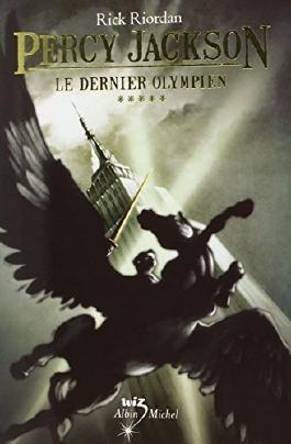 Percy-Jackson et le dernier Olympien
