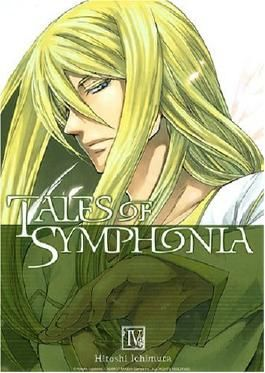 Tales of symphonia, Tome 4 (French Edition)