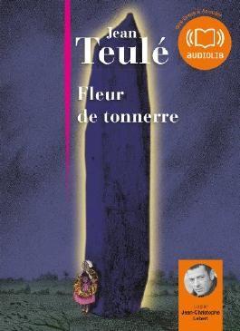 Fleur de Tonnerre: Livre audio 1 CD MP3 - 573 Mo