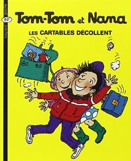 Tom-Tom et Nana, Tome 4 : Les cartables décollent