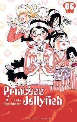 Princess Jellyfish Vol.6