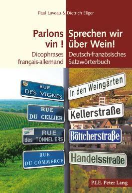 Parlons vin ! / Sprechen wir über Wein!
