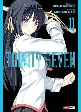 Trinity Seven, Tome 11 :