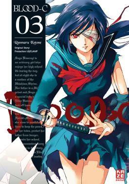 Blood-C. Bd.3