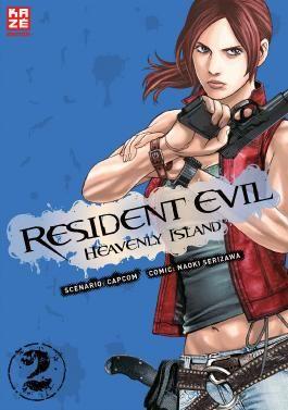 Resident Evil – Heavenly Island 02