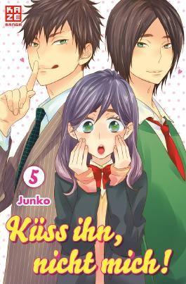 Küss ihn, nicht mich! 05