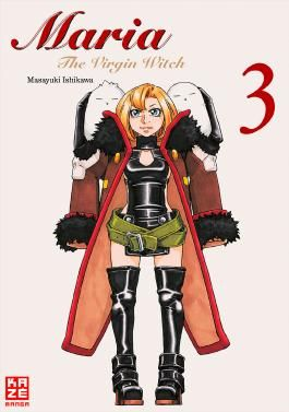 Maria the Virgin Witch 03