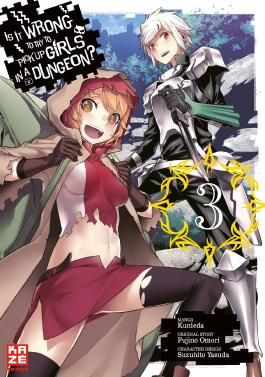 Is it Wrong to Try to Pick up Girls in a Dungeon 03