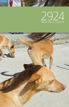 2924 Hunde und 10 Tierheime : FotobuchRoman