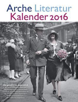 Arche Literatur Kalender 2016