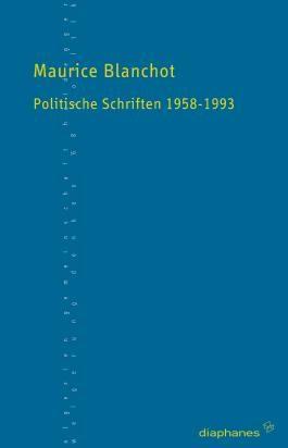Politische Schriften 1958–1993