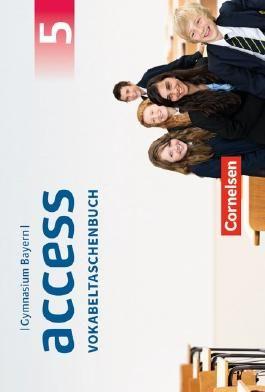 Access - Bayern / 5. Jahrgangsstufe - Vokabeltaschenbuch
