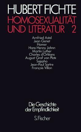 Homosexualität und Literatur 2