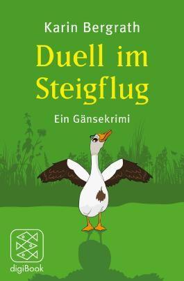 Duell im Steigflug: Ein Gänsekrimi