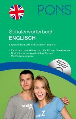 PONS Schülerwörterbuch Englisch für die Schule
