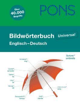 PONS Bildwörterbuch universal Englisch - Deutsch