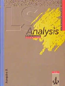 Lambacher Schweizer - Themenhefte / Analysis Grundkurs. Gesamtband Ausgabe A