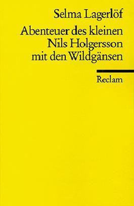 Abenteuer des kleinen Nils Holgersson mit den Wildgänsen