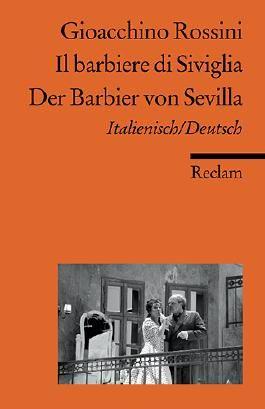 Il barbiere di Siviglia /Der Barbier von Sevilla