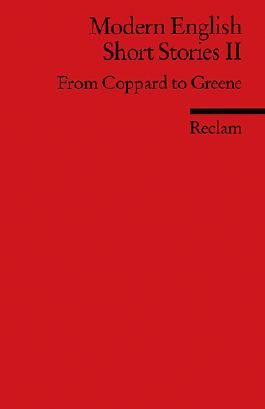 Modern English Short Stories II