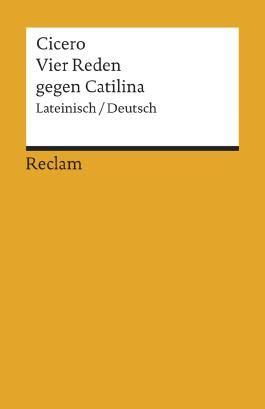 Vier Reden gegen Catilina