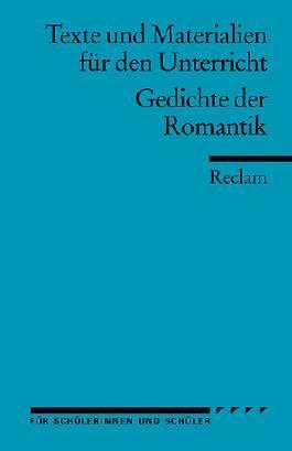 Gedichte der Romantik