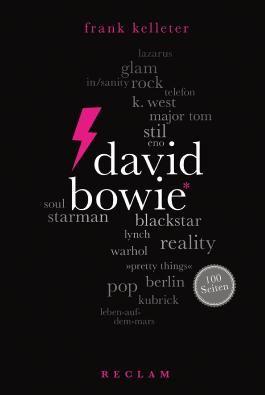 David Bowie - 100 Seiten