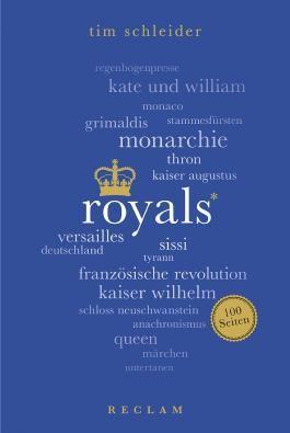 Royals. 100 Seiten