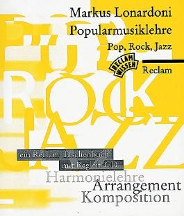 Popularmusiklehre. Pop, Rock, Jazz