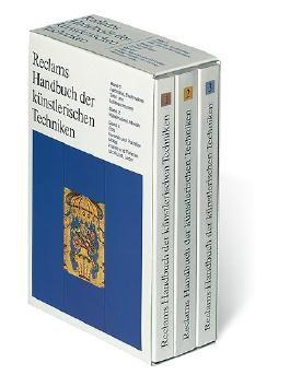 Reclams Handbuch der künstlerischen Techniken